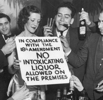 people during prohibition era
